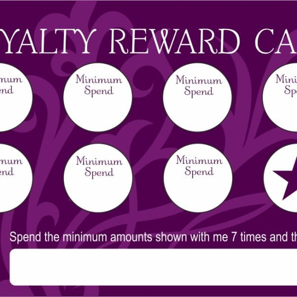 loyalty cards template younique loyalty cards loyalty cards we do plastic card 16 examples of. Black Bedroom Furniture Sets. Home Design Ideas