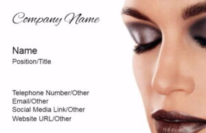 Beauty Card (Design 2)