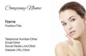Beauty Card (Design 5)