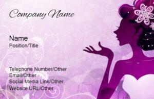 Beauty Card (Design 6)