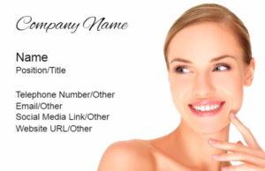 Beauty Card (Design 8)