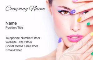 Beauty Card (Design 7)