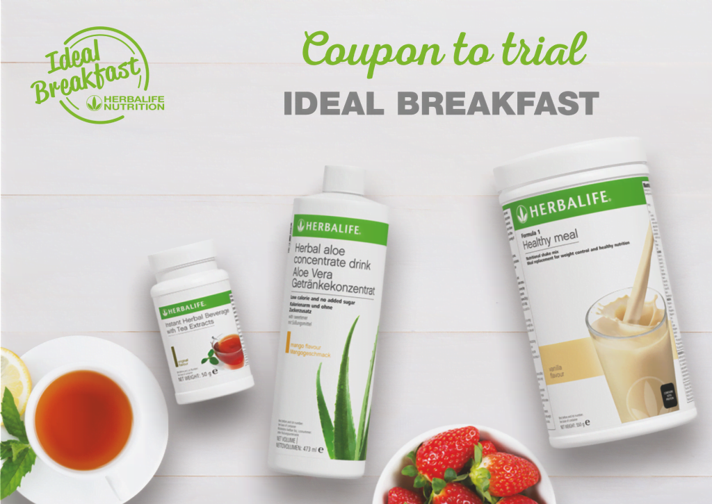 herbalife a6 flyer frontpng