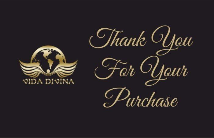 Thank You Cards (Vida)
