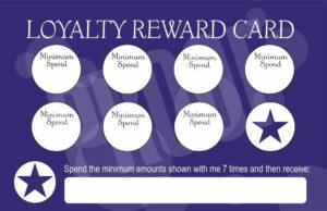 Actilab loyalty card_1