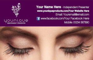 Younique Business Cards (EPIC)