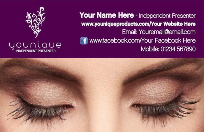 Younique Business Cards (EPIC)