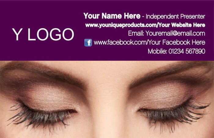 younique biz cards epic - Younique Business Cards