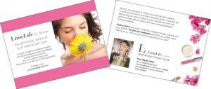 Limelife Recruitment Blitz Cards (Photo)