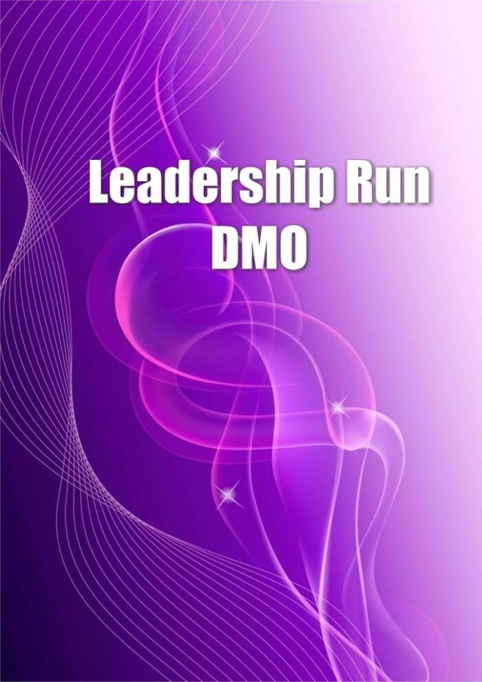 A4 Monthly Leadership DMO NoteBook 120 pages of motivational magic. Free Pen.