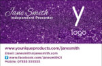 Younique-Glitter-Bus-Card