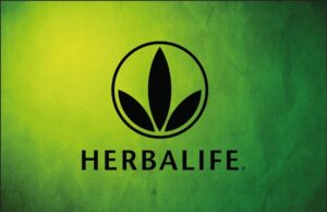 Herbalife Business Cards - Green Wave