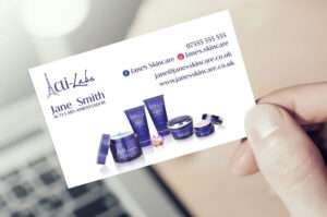 Actilabs Business Card