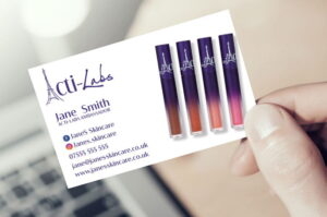 Actilabs Colour Lock Business Cards