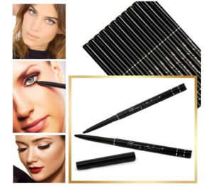 Party Prize/Gift BLACK EYELINER TWIST-UP PENS WATERPROOF For you - or as a party fun gift.